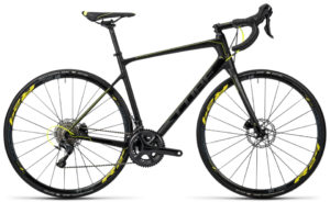 Cube Attain GTC SL Disc Bike