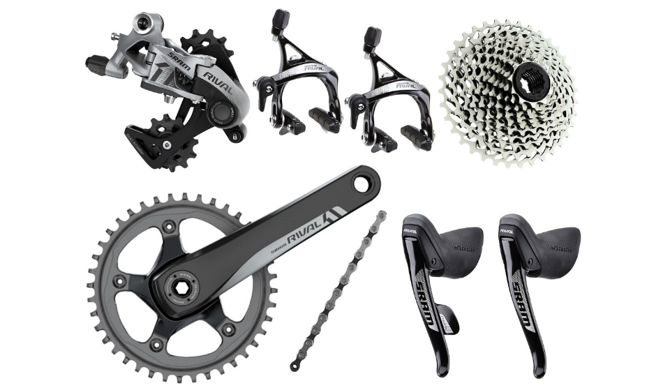 SRAM Disc Brake Groupsets