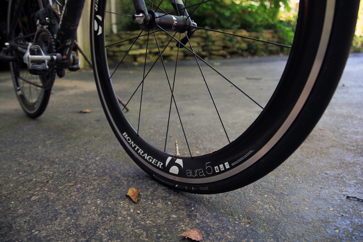 Bontrager Aura 5 TLR - Tubeless Wheel