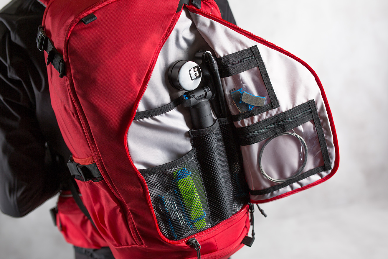 Cube Backpack OX25+