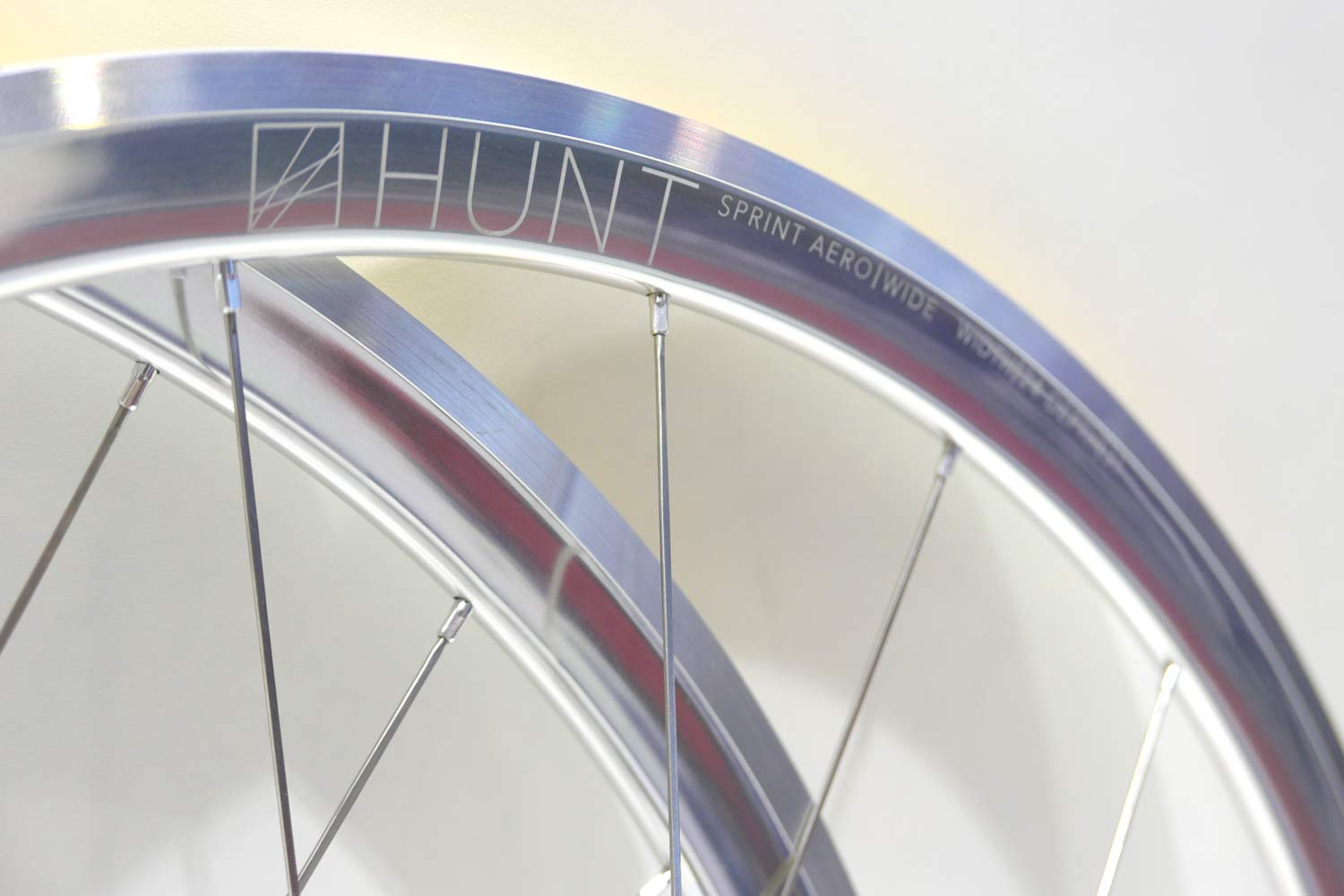 Hunt Sprint Aero Wide - Tubeless Wheel