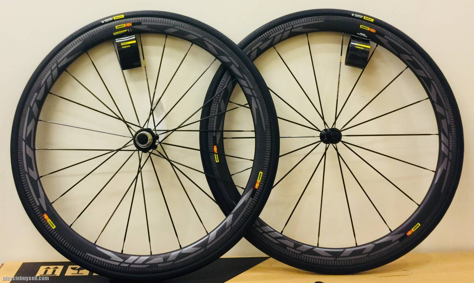Mavic Cosmic Pro SL UST - Tubeless Wheel