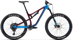 Rocky Mountain Pipeline Carbon 50 – Trail Bike