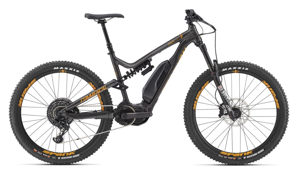 Commençal Meta Power Race 650B Bike