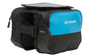 B'Twin Bike Double Bag 500 – Smartphone Case