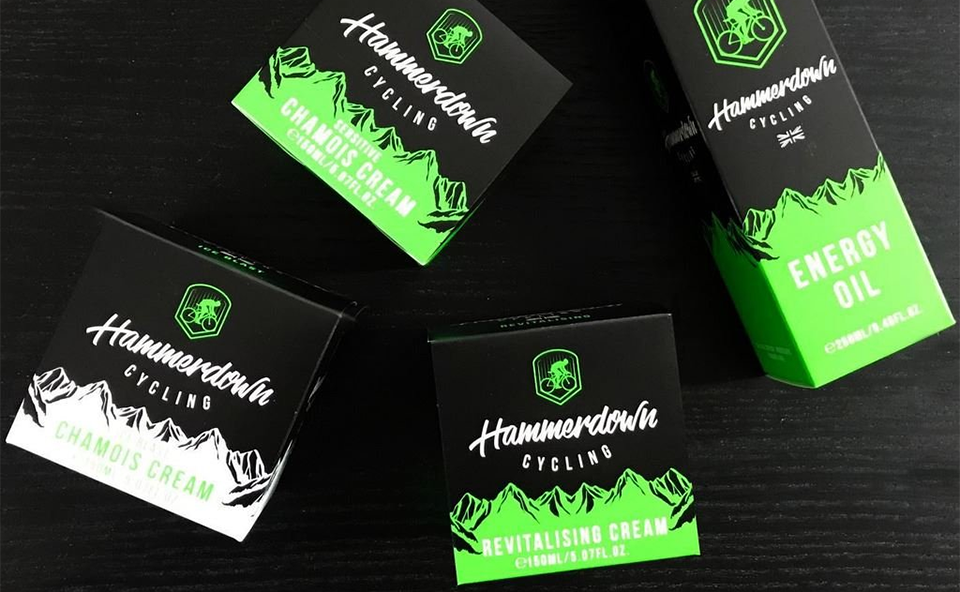 Multiple boxes of Hammerdown Chamois Cream