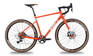 Ribble CGR AL Apex 1X bike.