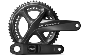 4IIII Precision Pro Ultegra R8000 Dual Sided Power Meter Crankset.