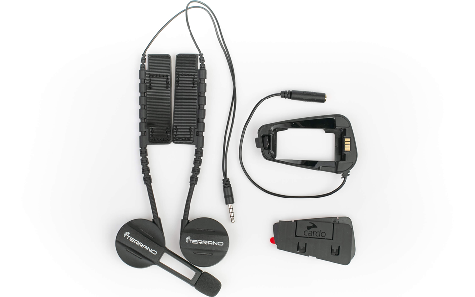 Terrano XT Headphones kit.