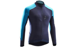Blue Decathlon Triban RC500 jersey