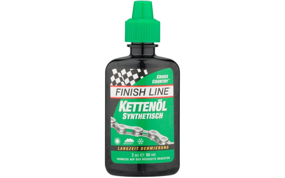Finish Line Wet Lube bottle