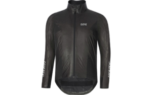 Black GORE C7 GORE-TEX Shakedry Stretch jacket