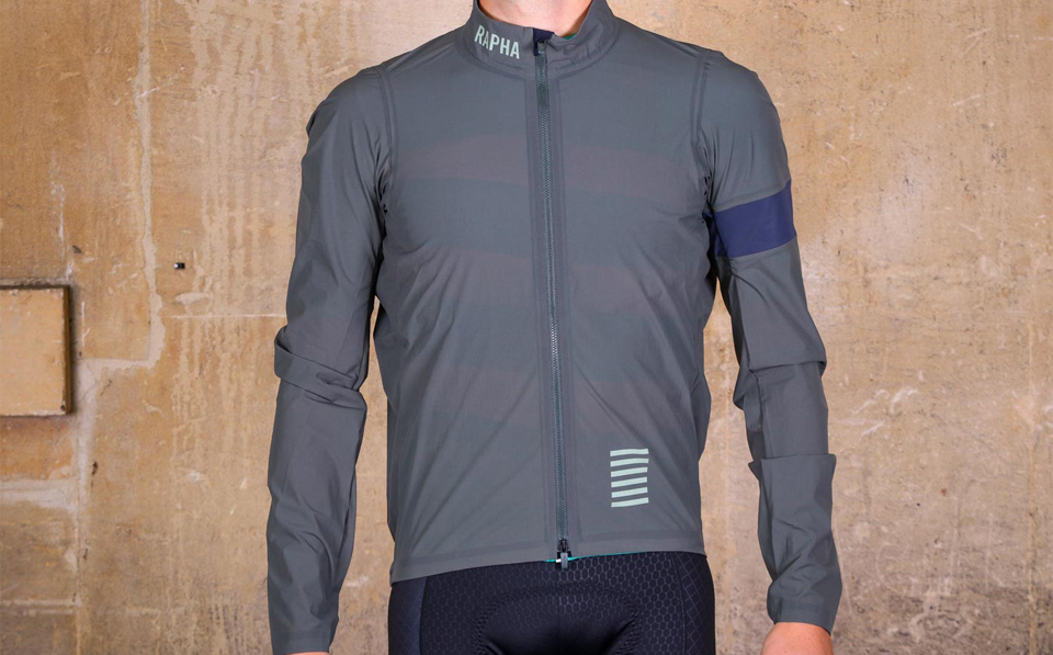Rapha Pro Team Light Weight Shadow jacket